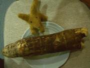 竹の子芋(京芋)