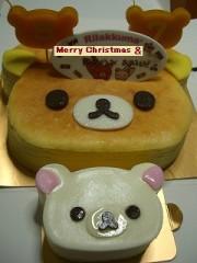 ケーキ(リラックマ)